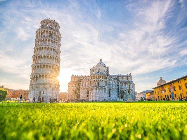 Italië - De toren van Pisa