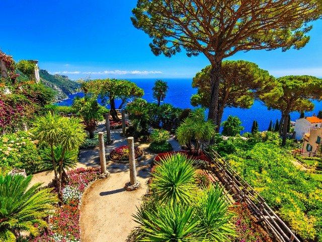 Italië - De Amalfikust