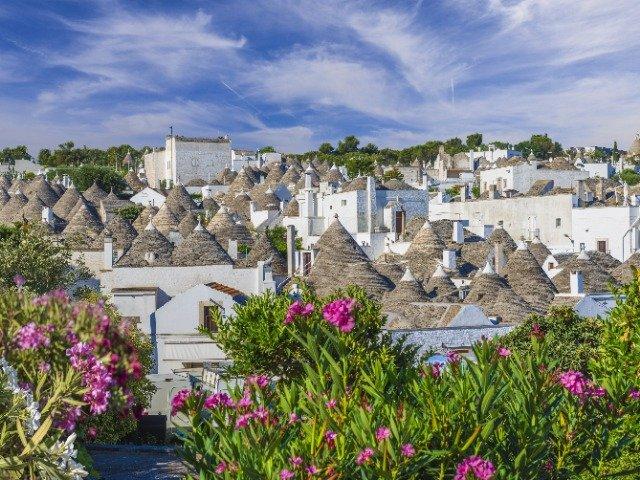 Italië - Alberobello