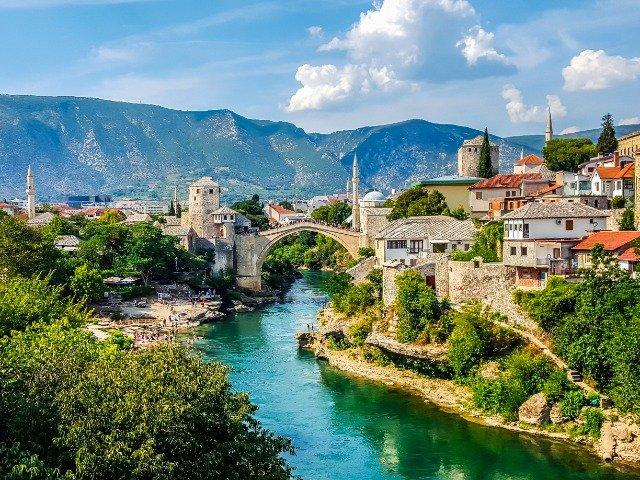 Bosnië en Herzegovina - Mostar