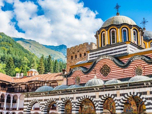 Bulgarije - Klooster van Rila