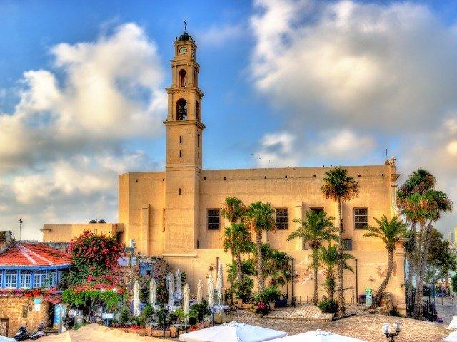 Israël - Sint Peterskerk in Tel Aviv