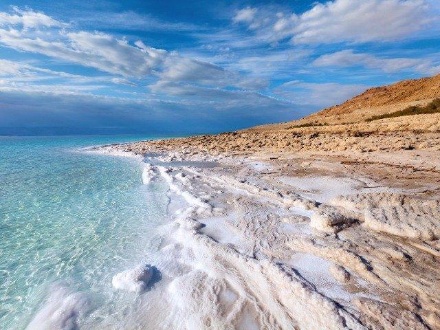 Israël - De Dode Zee