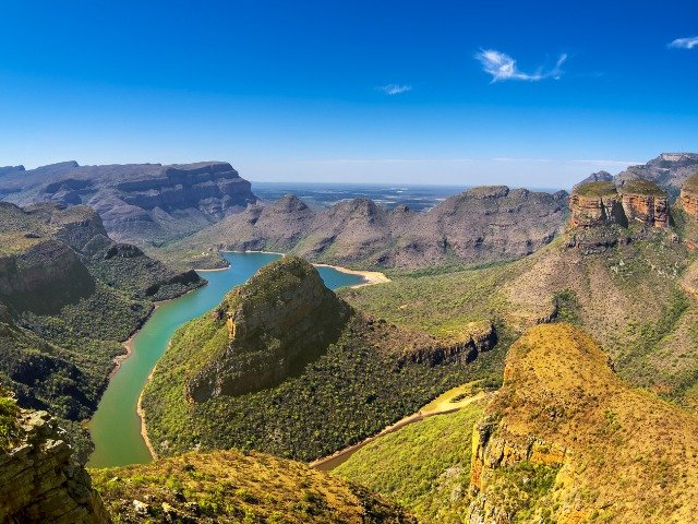 Zuid-Afrika - Blyde River Canyon
