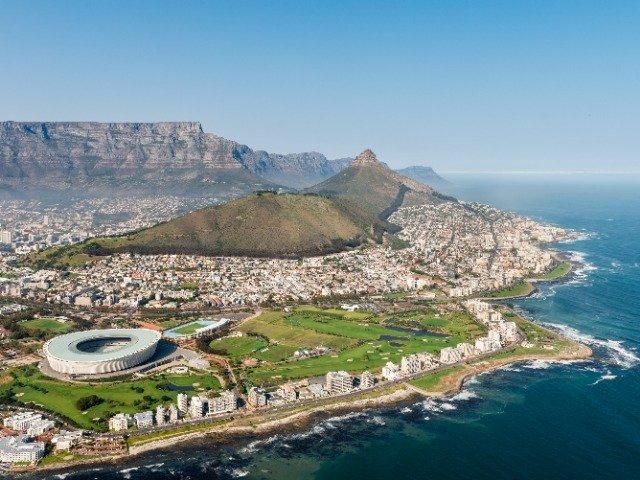 Zuid-Afrika - Kaapstad