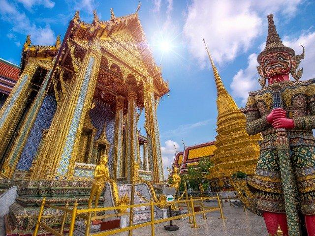 Thailand - Tempels in Bangkok