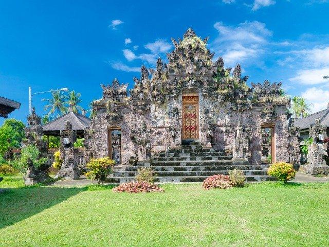 Bali - Tempel in Lovina