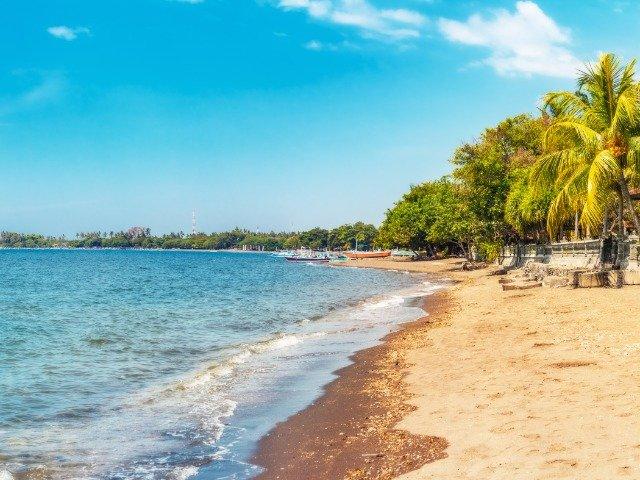 Bali - Strand nabij Lovina