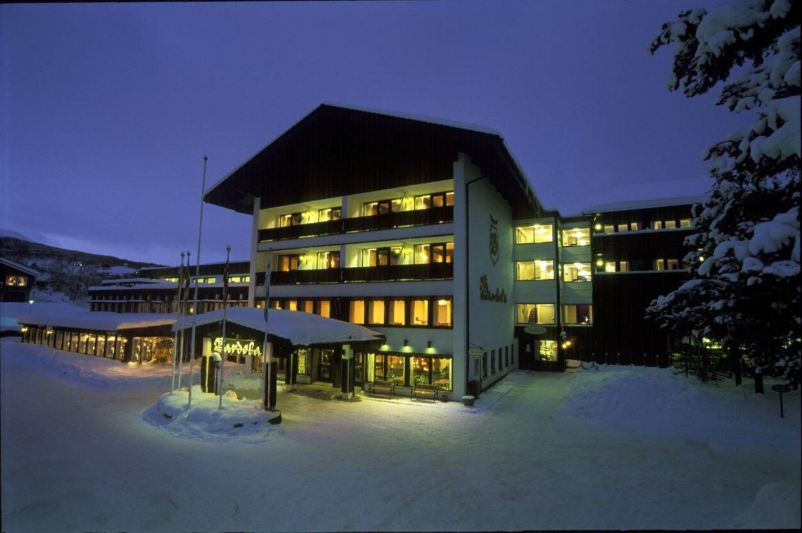 Geilo - Bardola Hoyfjellshotel - aanzicht