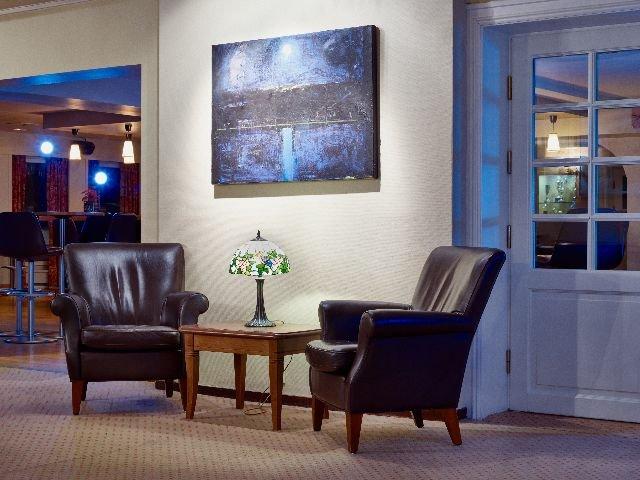 Geilo - Bardola Hoyfjellshotel - Lounge