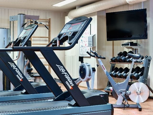Geilo - Bardola Hoyfjellshotel - fitness