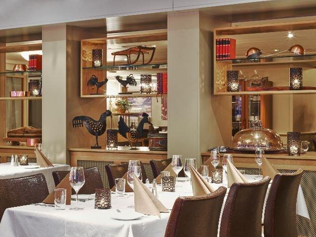 Geilo - Bardola Hoyfjellshotel - restaurant