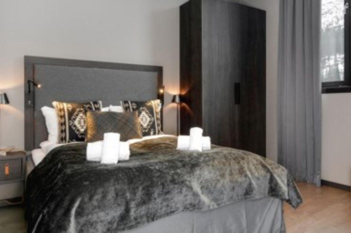 Hemsedal - Skistar Lodge Hemsedal - slaapkamer