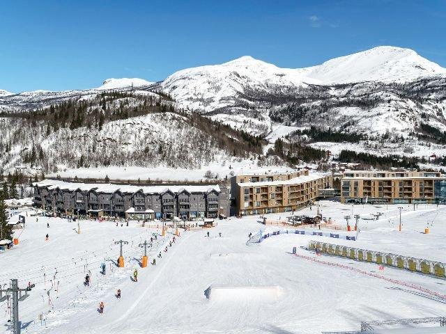 Hemsedal - Skistar Lodge Suites - aanzicht