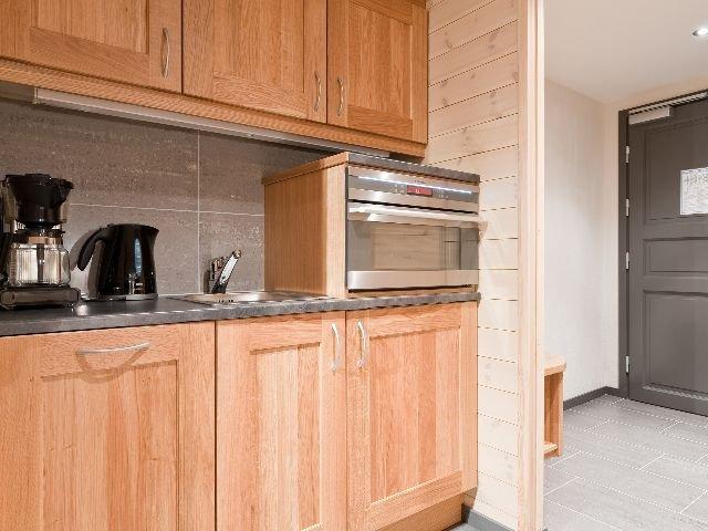 Hemsedal - Skistar Lodge Suites - keuken