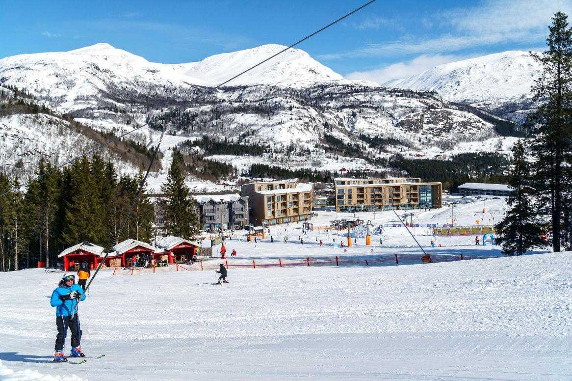 Hemsedal - Skistar Lodge Hemsedal - aanzicht