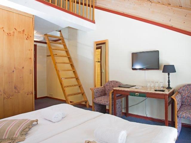 Hemsedal - Skogstad Hotel - familiekamer standaard