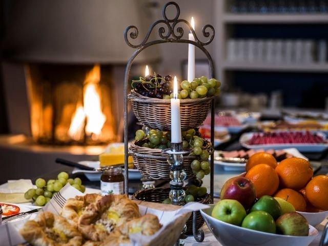 Hemsedal - Skogstad Hotel - ontbijt