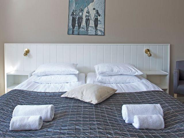 Hemsedal - Skogstad Hotel - deluxe room