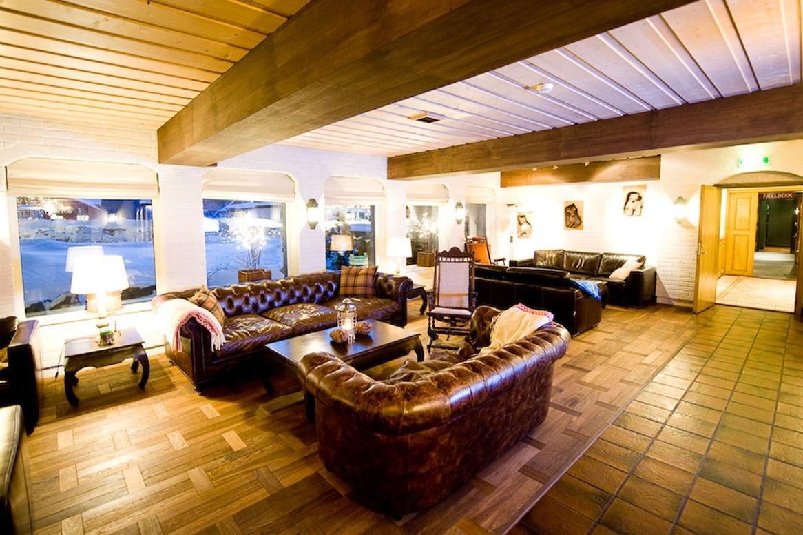 Hemsedal - Skogstad Hotel - lobby