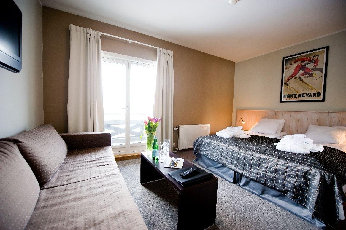 Hemsedal - Skogstad Hotel - kamer