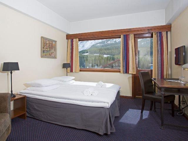 Hemsedal - Skogstad Hotel -  standaard kamer