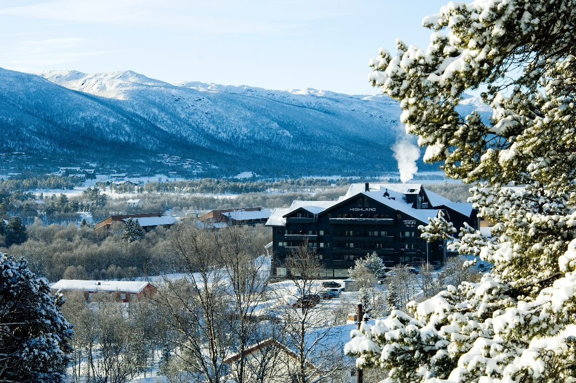 Geilo - Highland Lodge - aanzicht