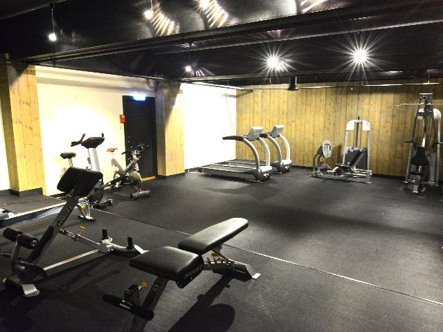 Geilo - Highland Lodge - fitness