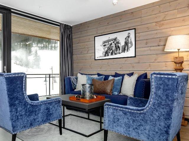 Hemsedal - Skistar Lodge Suites - woonkamer