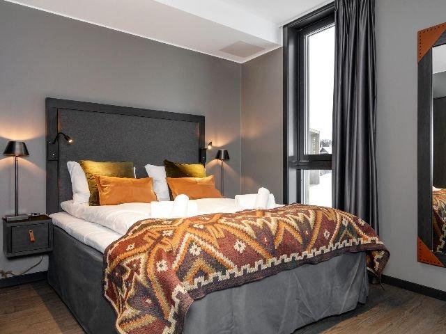 Hemsedal - Skistar Lodge Suites  - slaapkamer