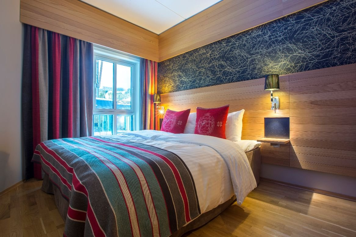 Trysil - Radisson Blu Resort - deluxe appartement