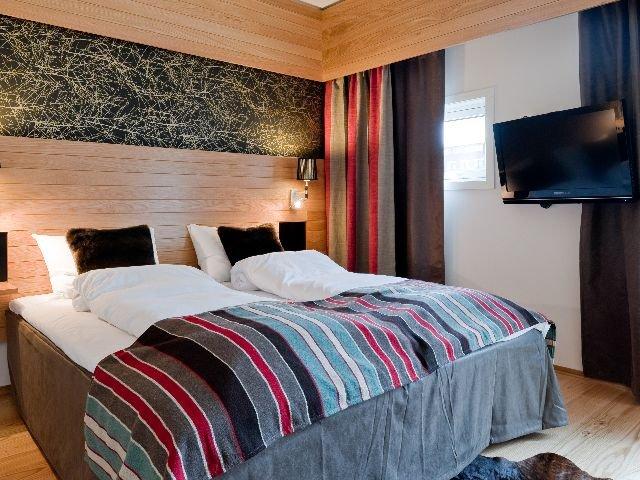 Trysil - Radisson Blu Resort - 2-4 persoonskamer deluxe