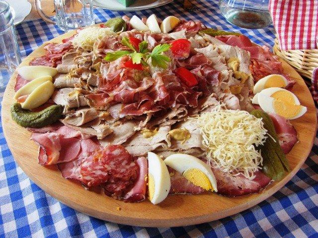 Jause, een traditioneel Oostenrijks gerecht