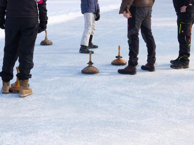 Oostenrijk - IJsstokschieten