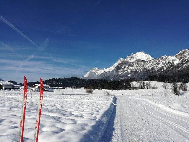 Oostenrijk - Langlaufen in Hollersbach