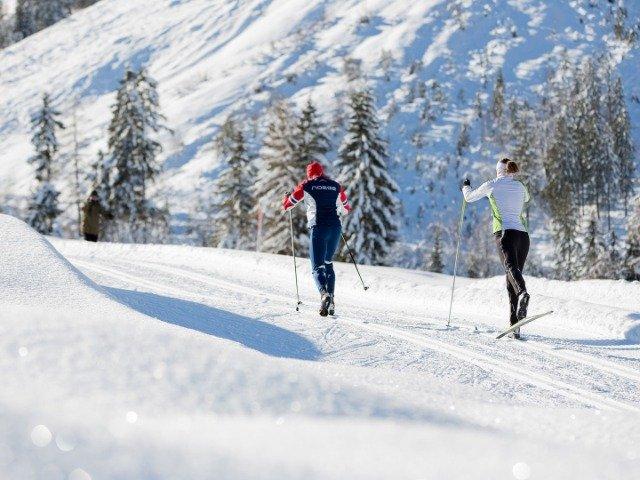 Oostenrijk - Langlaufen bij de Achensee