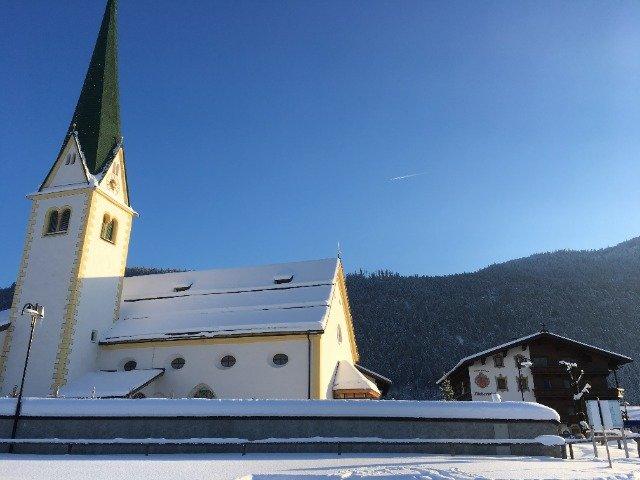 Oostenrijk - Kerk in Brandenberg