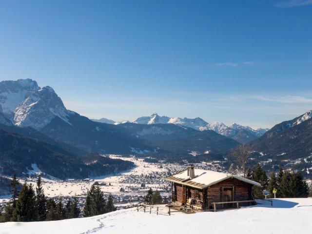 Oostenrijk - Zugspitze