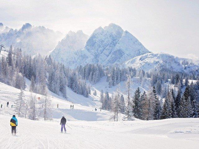 Oostenrijk - Langlaufen in de Alpen