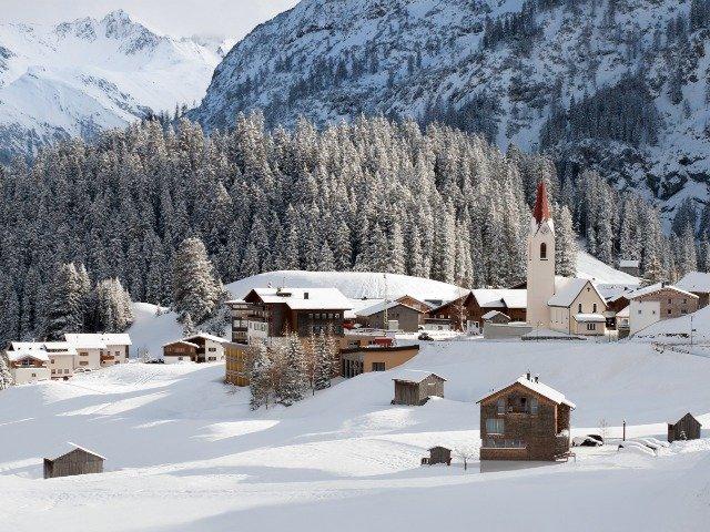 Oostenrijk - Warth