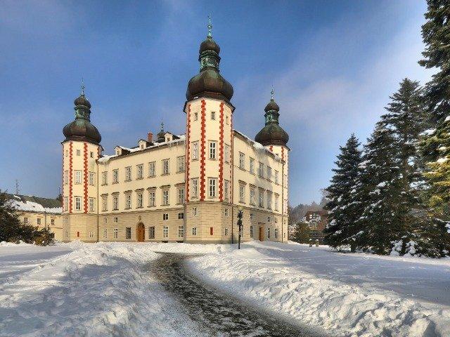 Tsjechië - Kasteel van Vrchlabï