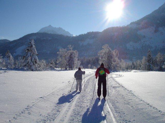 Oostenrijk - Langlaufen bij Kaiserwinkl