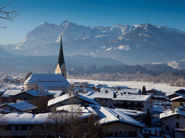 Oostenrijk - Kössen