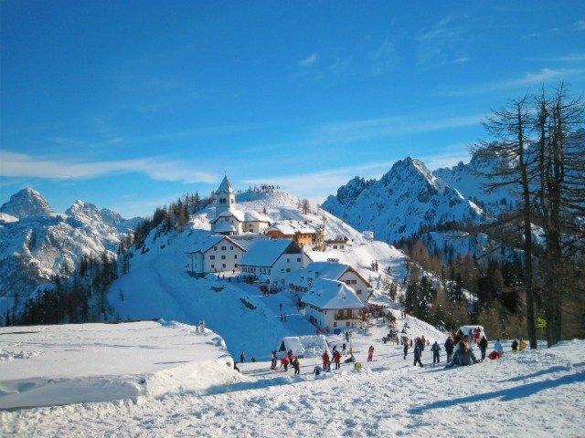 Italië - Dolomieten