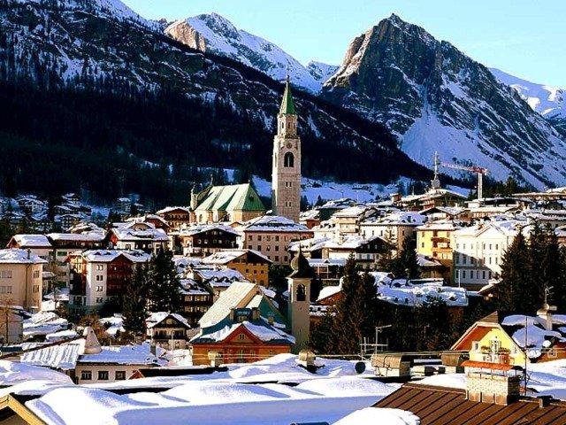 Italië - Cortina d'Ampezzo