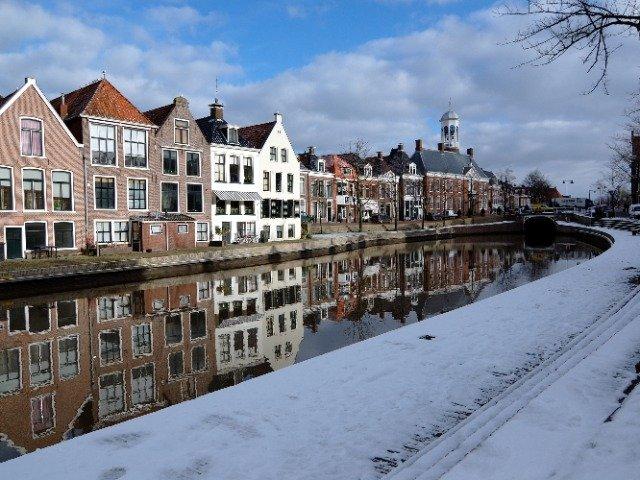 Nederland - Dokkum
