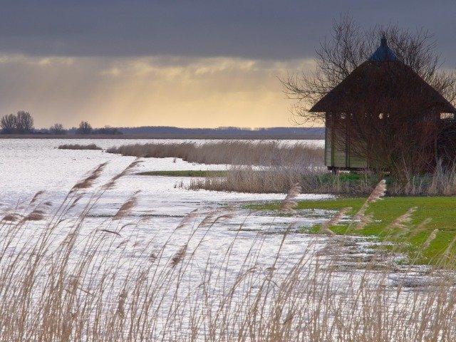 Nederland - Lauwersmeer