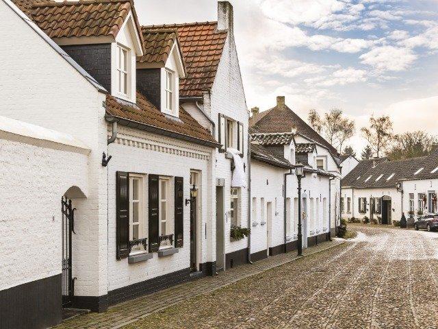 Nederland - Het witte stadje Thorn