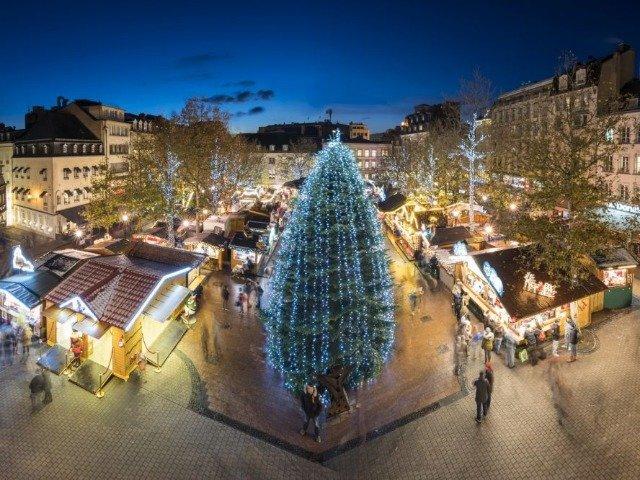 Luxemburgse kerstmarkt