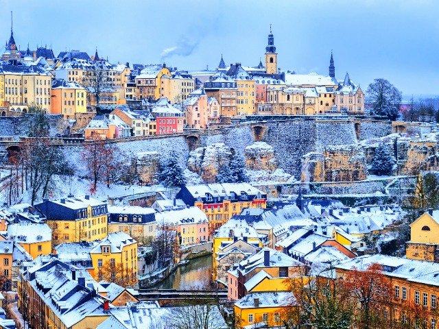 Luxemburg - Luxemburg stad